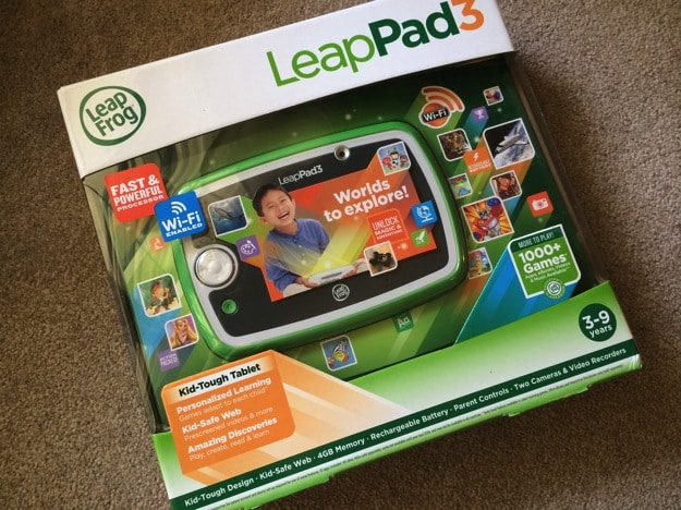 LeapFrog LeapPad3