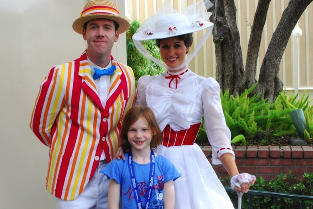 meeting mary poppins