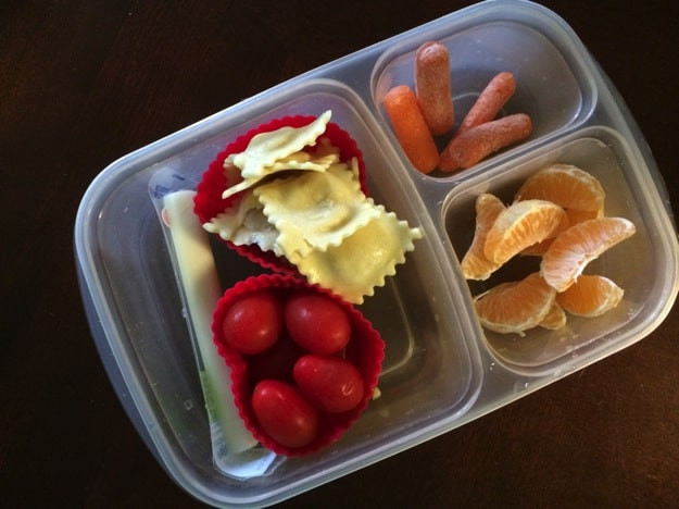 Preschool + Kid Lunches Remix