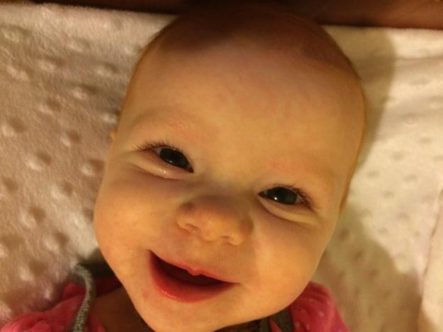 9 months old, B