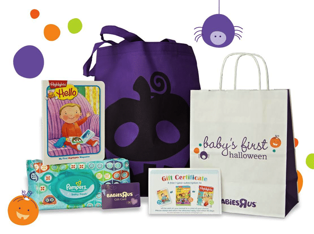 Babies R Us + Pampers Prize Pack Giveaway