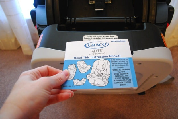 Graco 4EVER carseat review