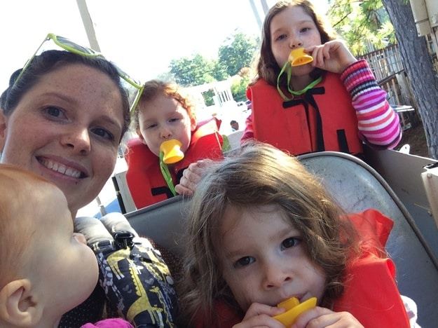 Stone Mountain Pumpkin Festival | Mommy and Me Monday | Ride the Ducks