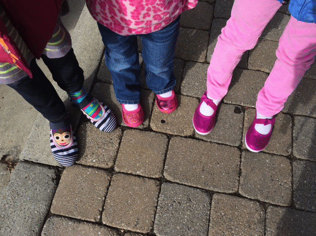 How to get shoes that your kids | Parrish Heel Kids