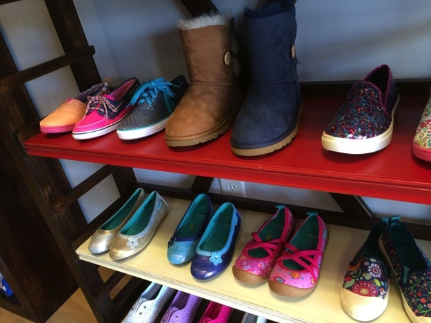 How to get shoes that your kids