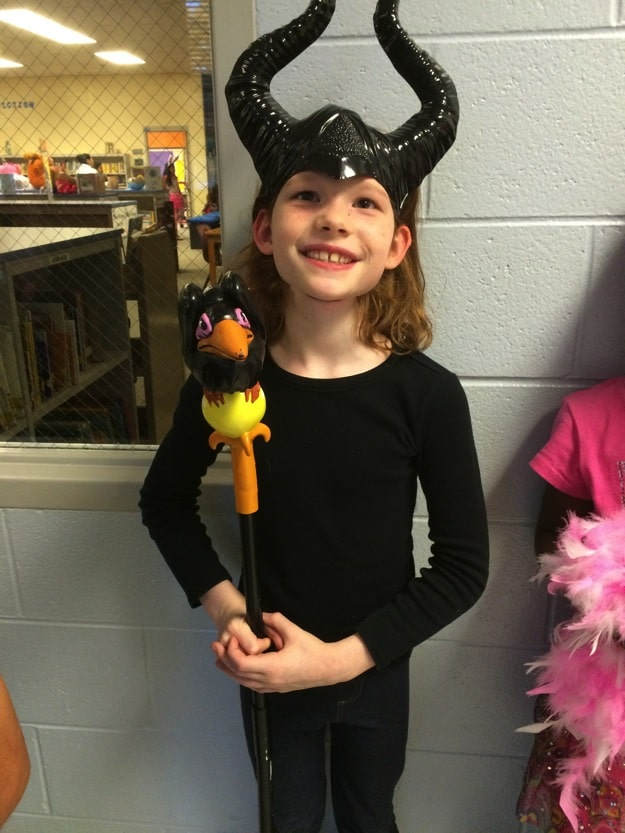 Maleficient   Mommy and Me Monday