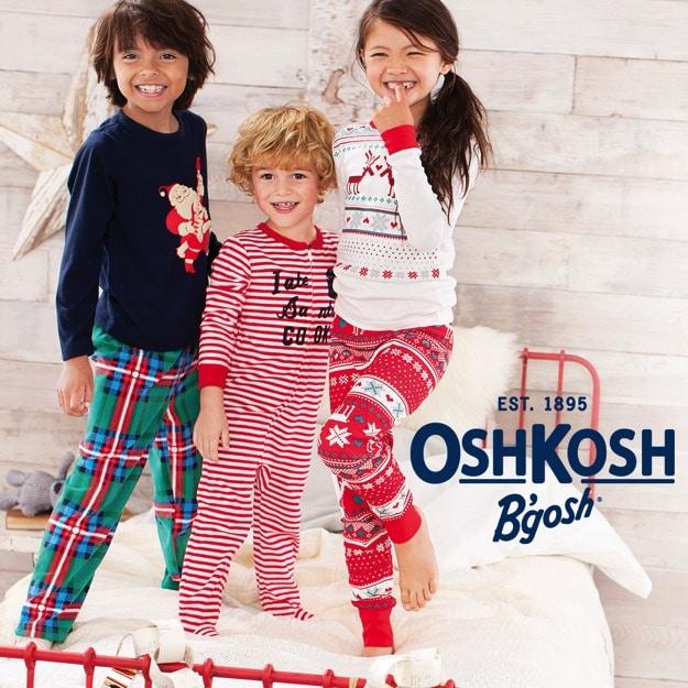 Osh Kosh B'Gosh Matching Jammies