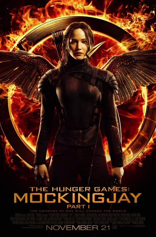 The Mocking Jay Poster