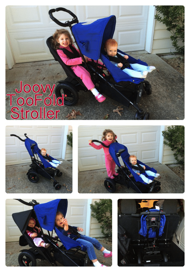 Joovy Toofold Stroller Review