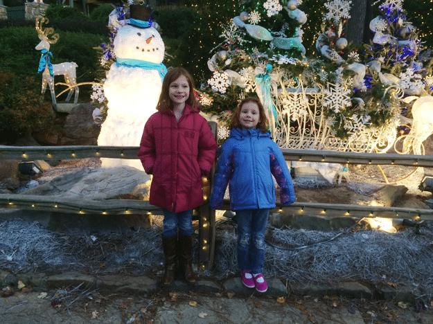 Stone Mountain Christmas