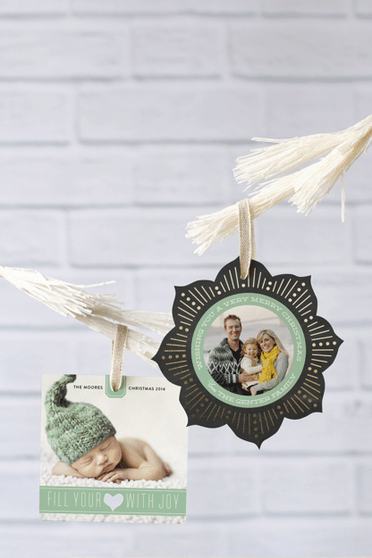 ornaments with minted