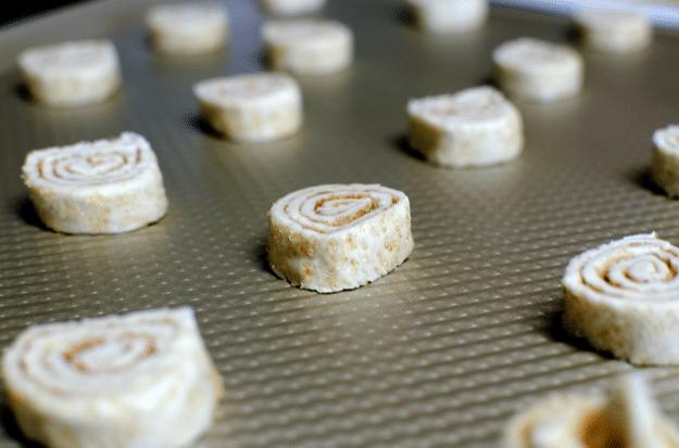 Puff Pastry Pinwheel