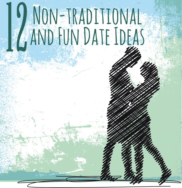 Valentine's Day | 12 Non-traditional Date Ideas
