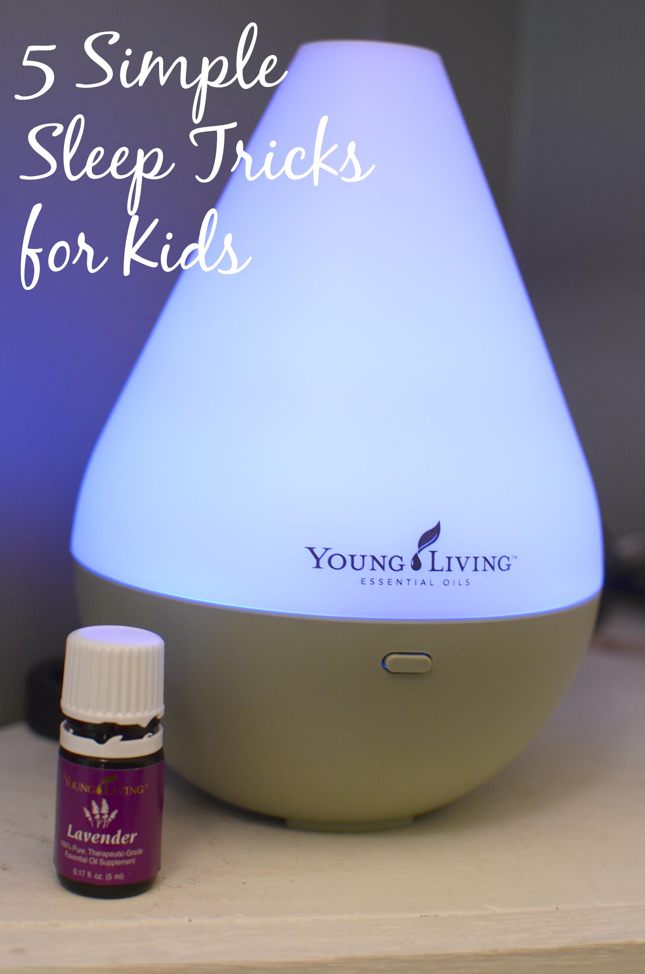5 simpe sleep tricks for kids