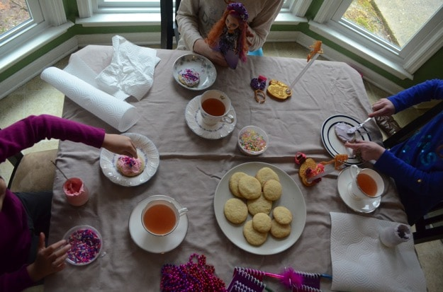 A Madeline Hatter-Inspired Tea Party | Ever After High