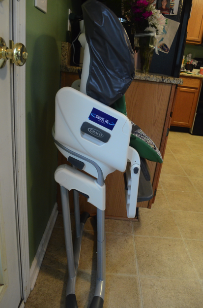 Graco 174 Swivi Seat Highchair Review