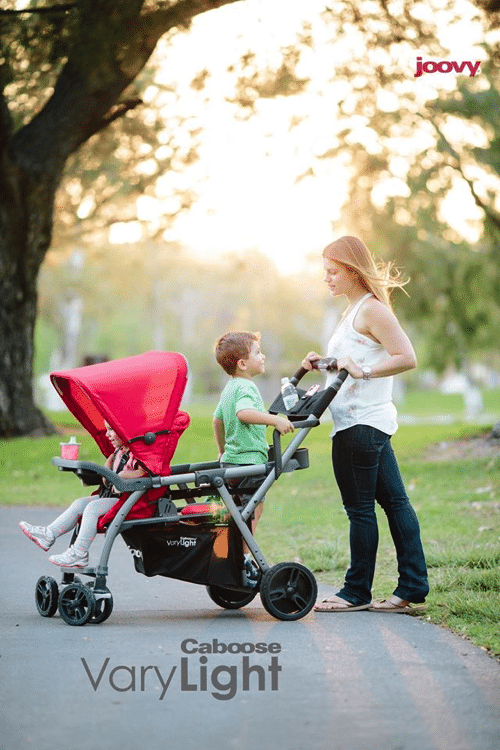 Joovy Caboose VaryLight Giveaway