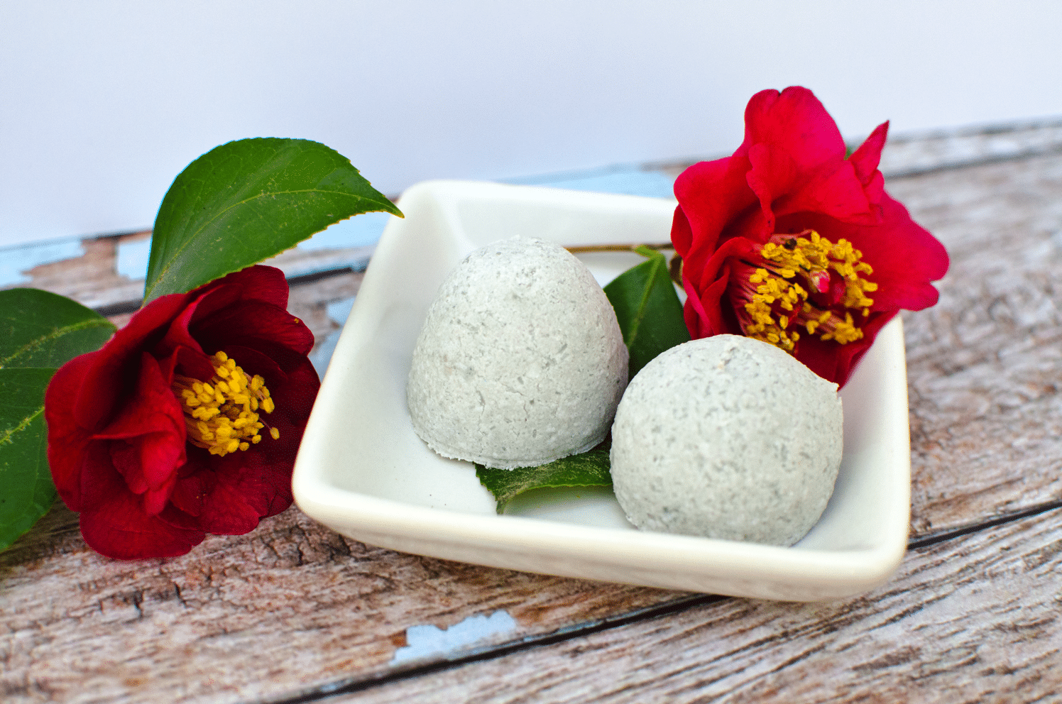 Homemade Fragrant Fizzie Bath Bombs for Mother's Day Lavender Joy
