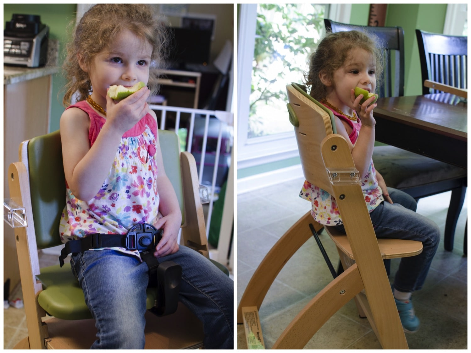 3 year old high chair and big chair