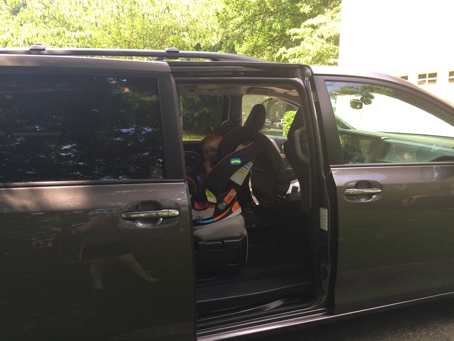 2015 Toyota Sienna Review by Mom of 4