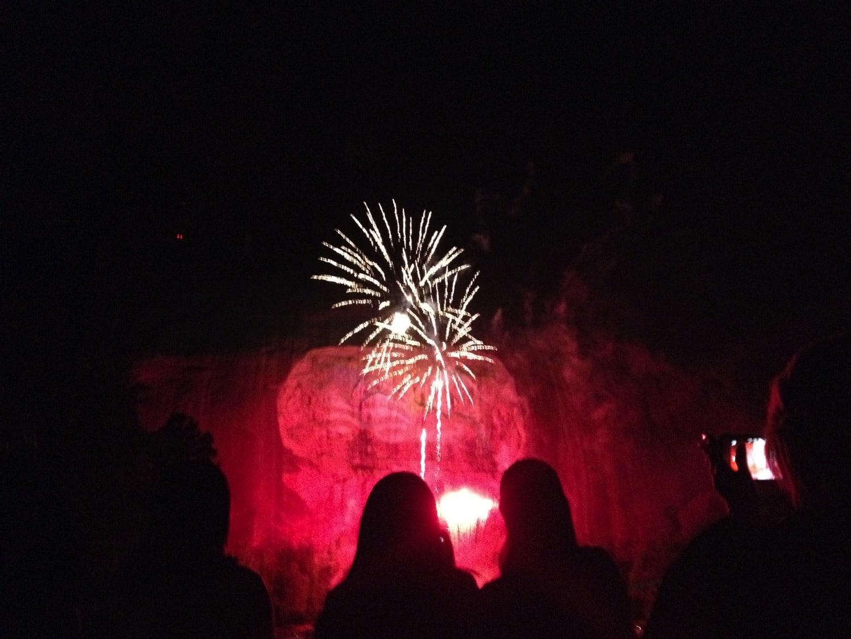 Stone Mountain Fireworks
