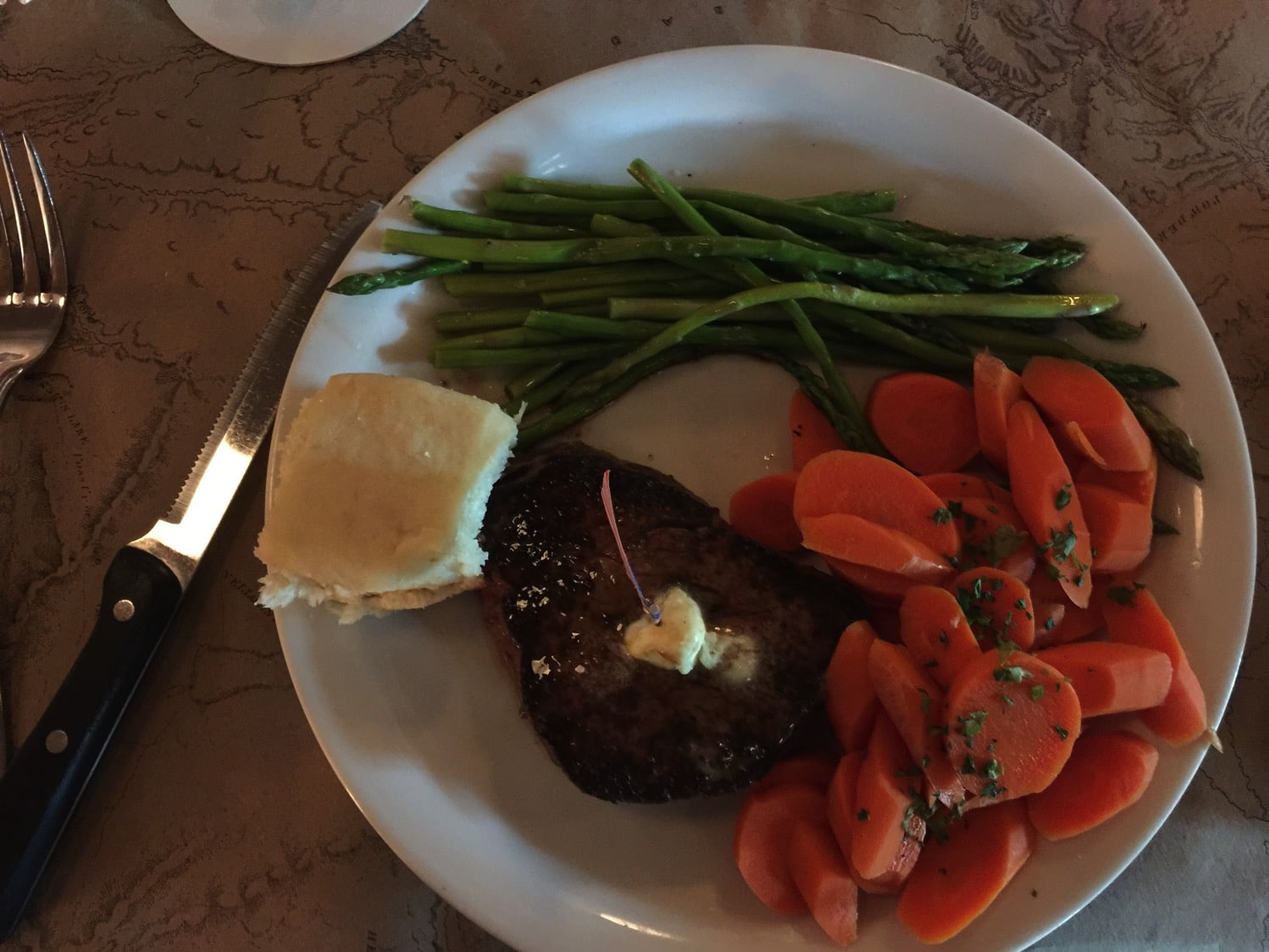 Ted's Montanta Bison Filet