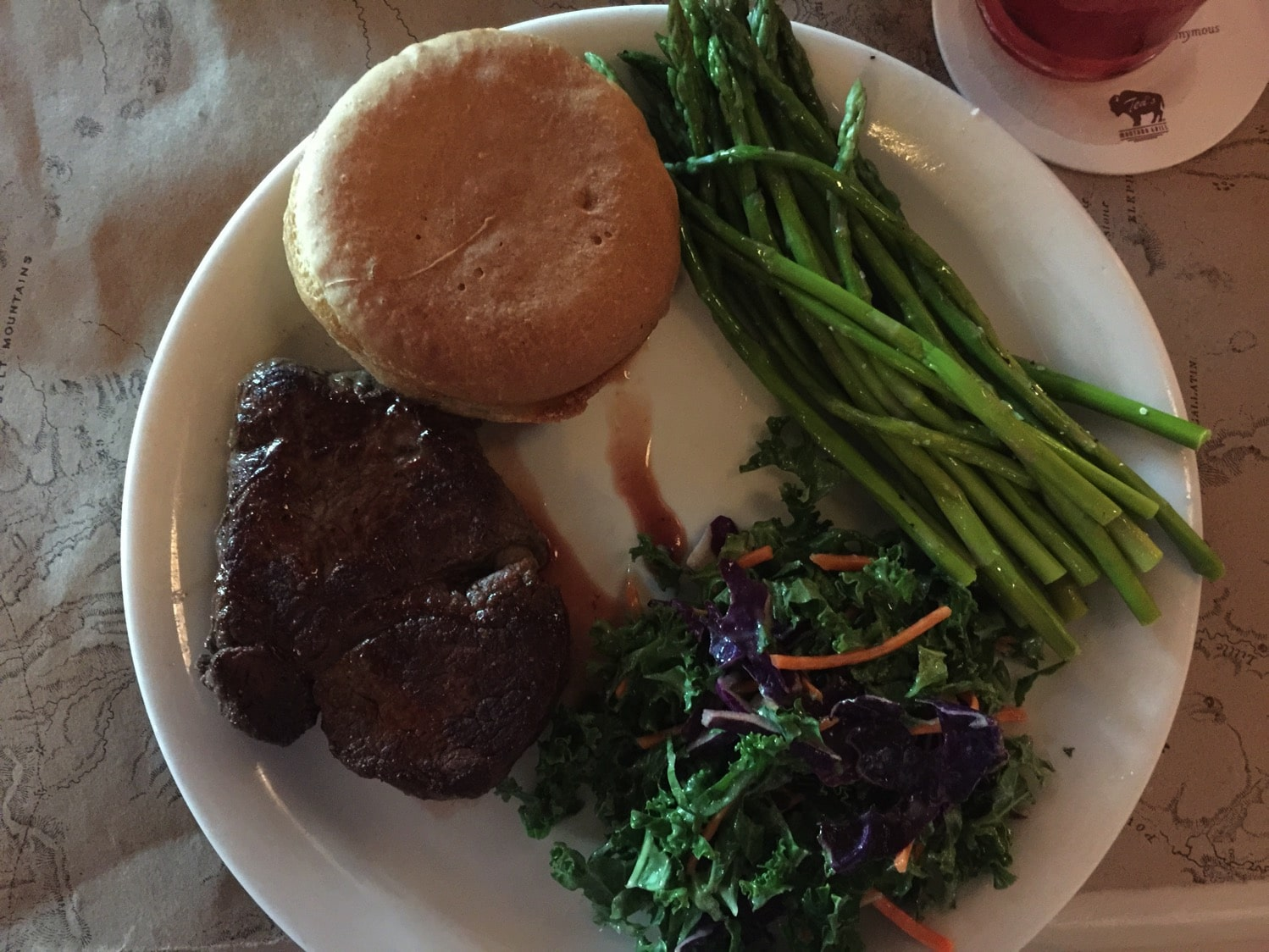 Ted's Montanta Gluten Free Meal Beef Filet