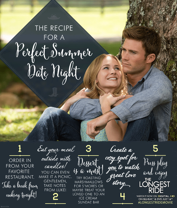 The Recipe for a Perfect Summer Date Night