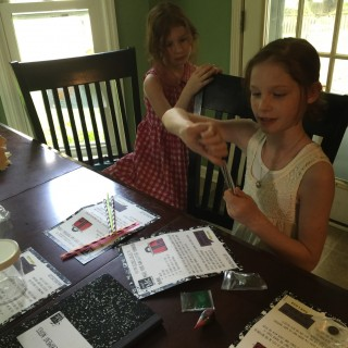 4 steam experiments for kids
