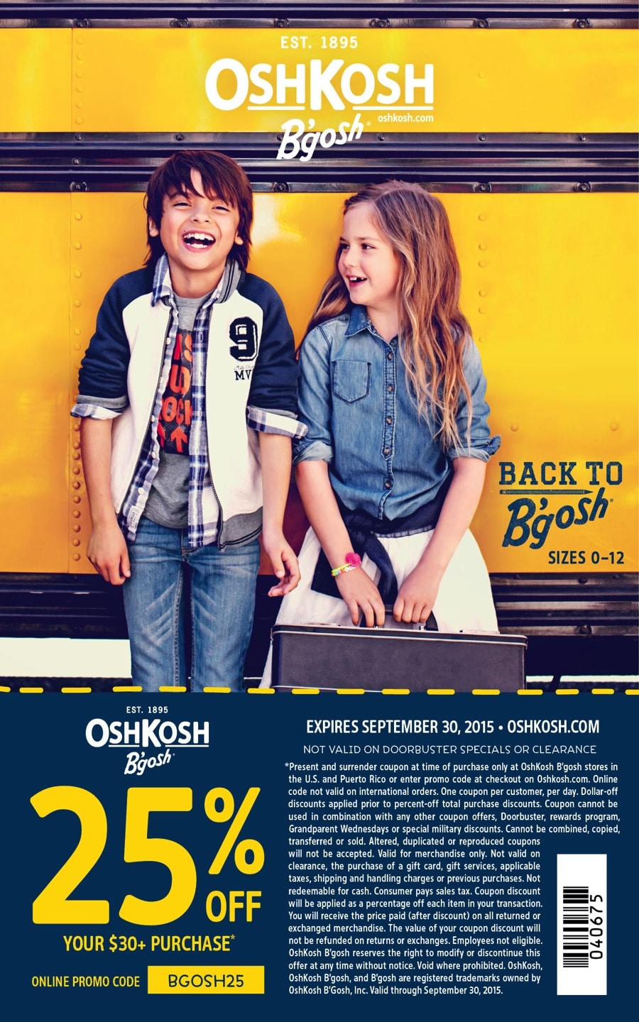 OK Fall15 Blogger Coupon