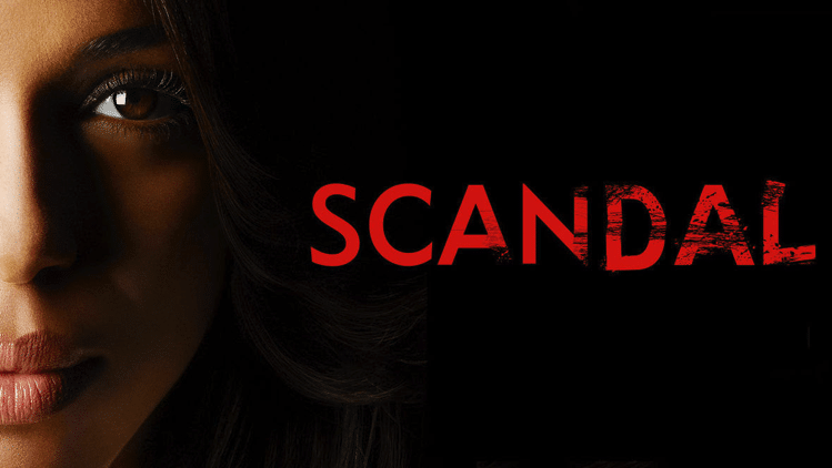 Scandal on Netflix