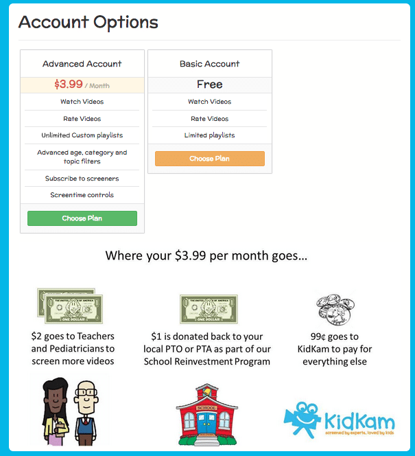 how to make watching youtube videos safer for kids with kidkam