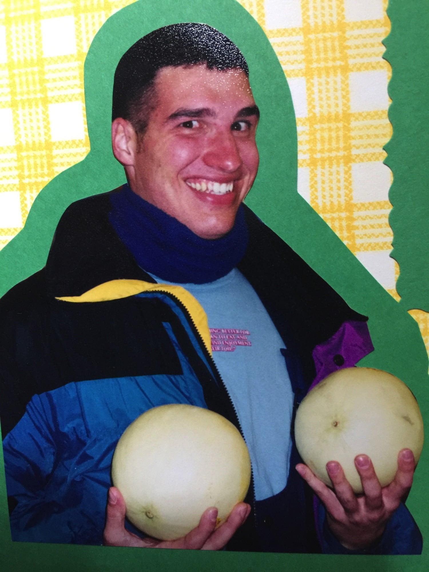 hugs shouldn't hurt my melons