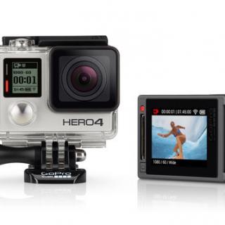 GoPro HERO 4 Silver get the best price