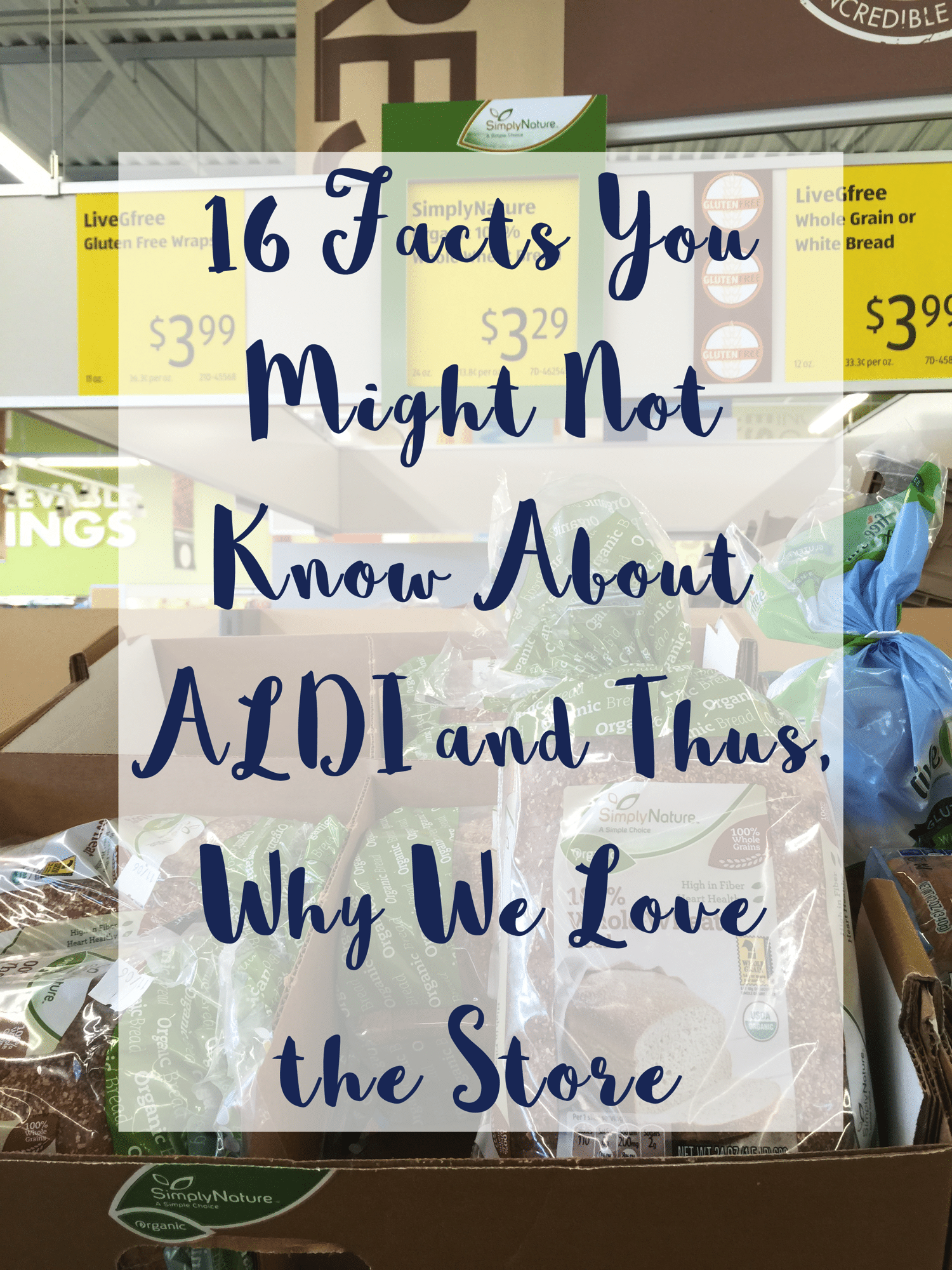 16 Facts You Might Not Know About ALDI and Thus, Why We Love the Store