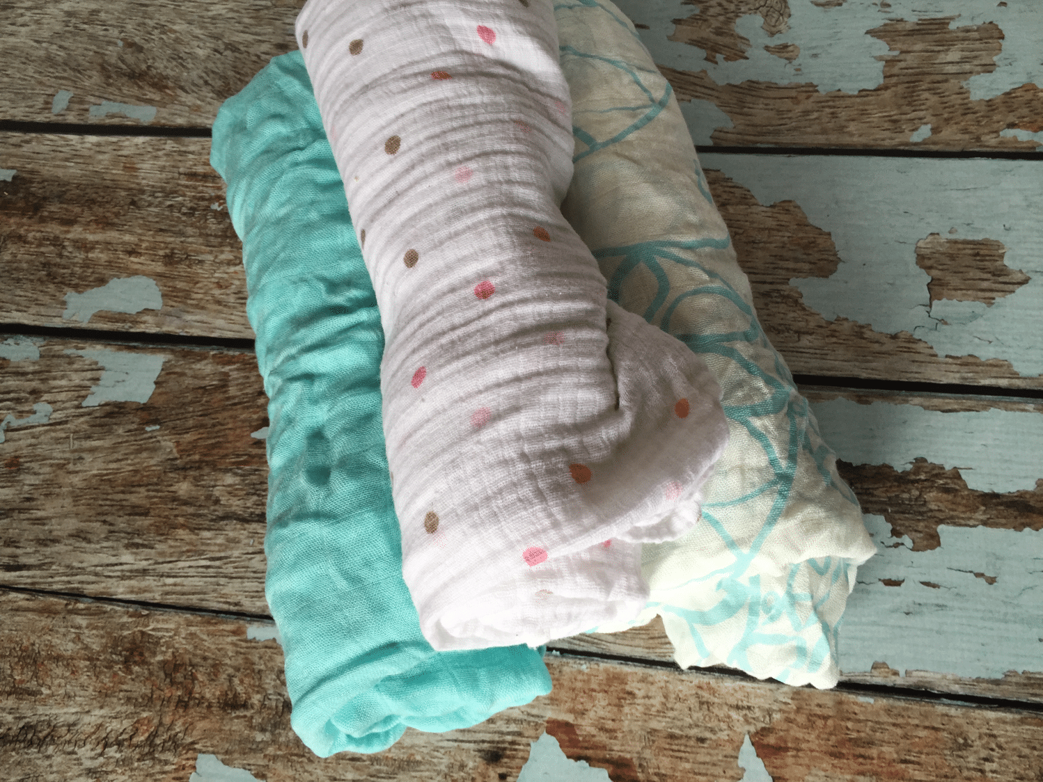 11 Ways to Use Muslin Swaddle Blankets