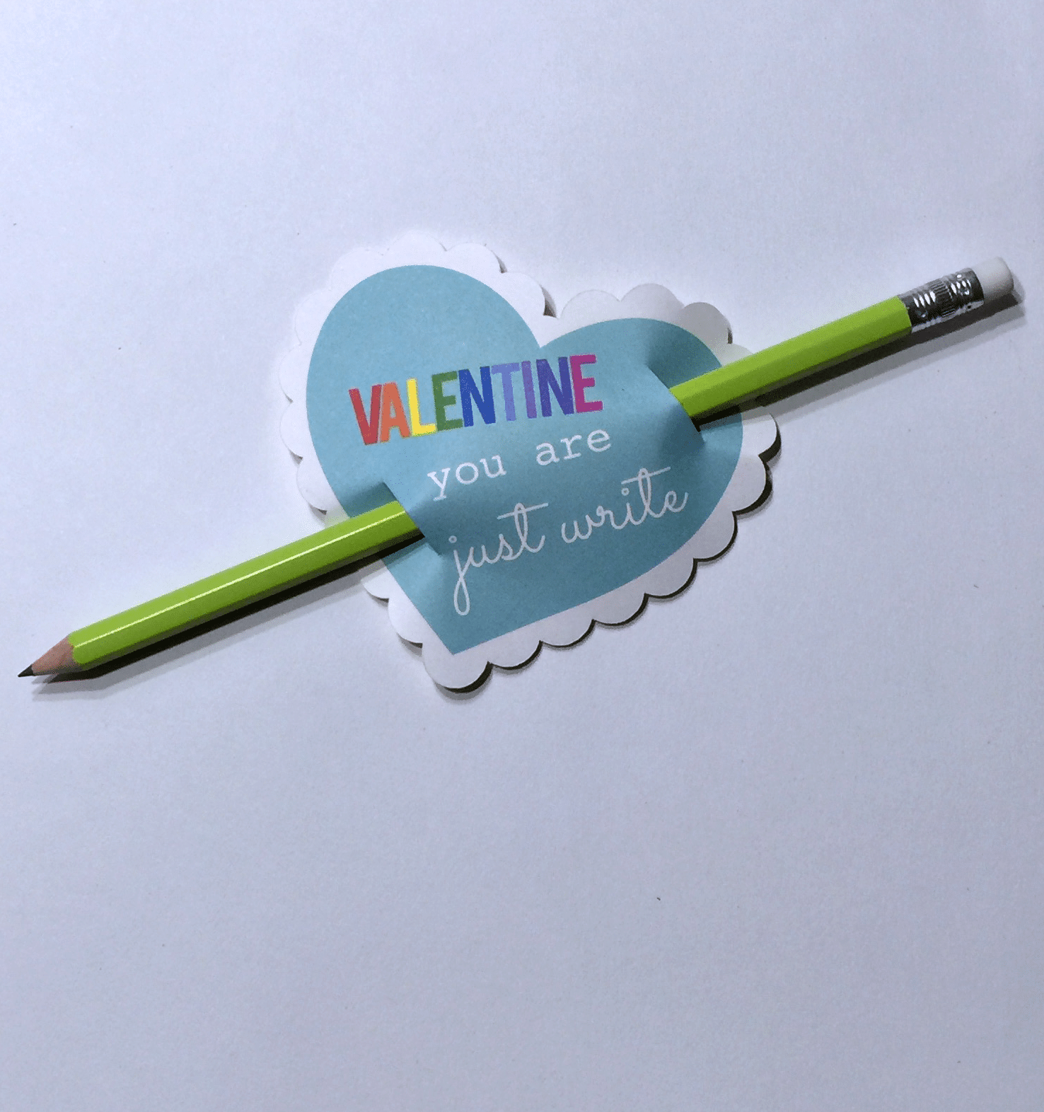 Valentine you are just write