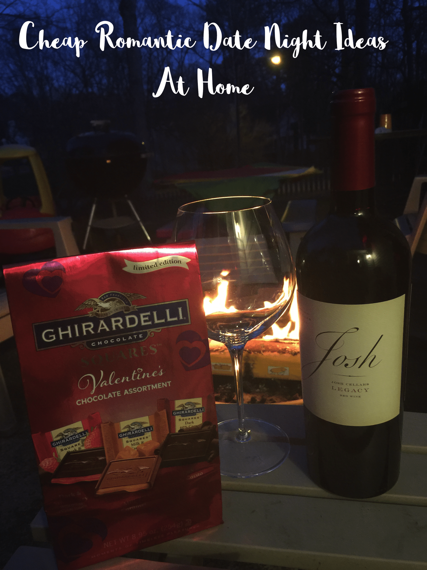 Cheap Romantic Date Night Ideas At Home