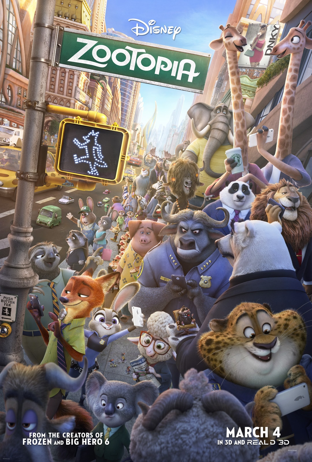 5 reasons to see zootopia