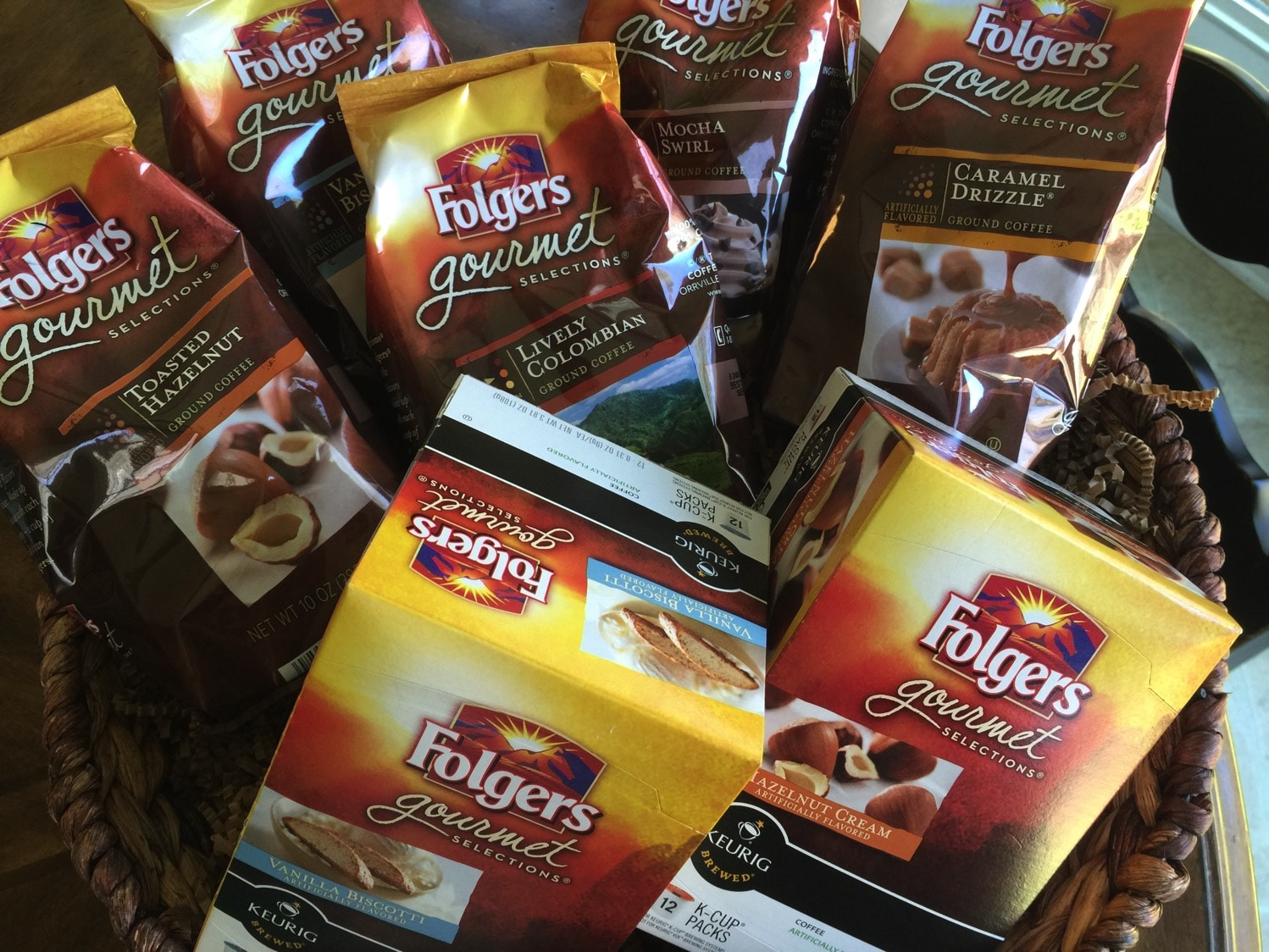 Folgers Gourmet Selections