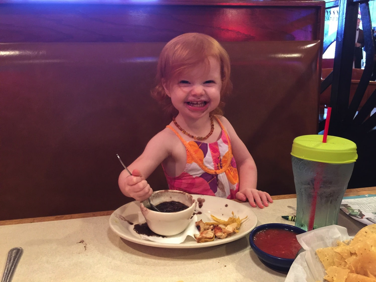Lunch with B | Mommy and Me Monday | Boon Snug Review