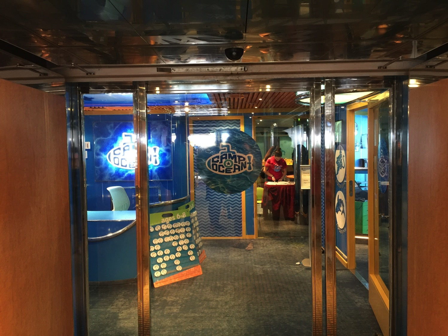 Camp Ocean | Family Cruise Carnival