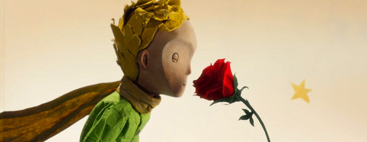 The Little Prince on Netflix