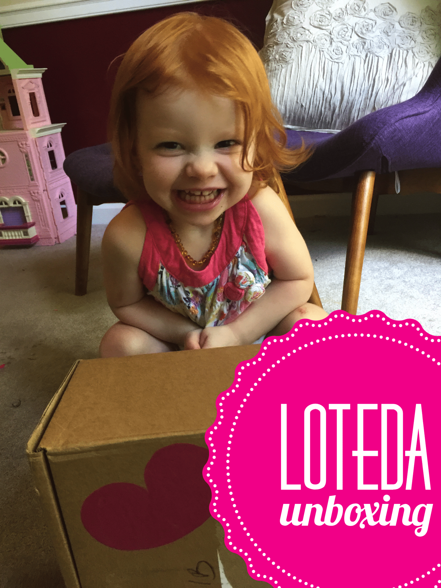 loteda unboxing