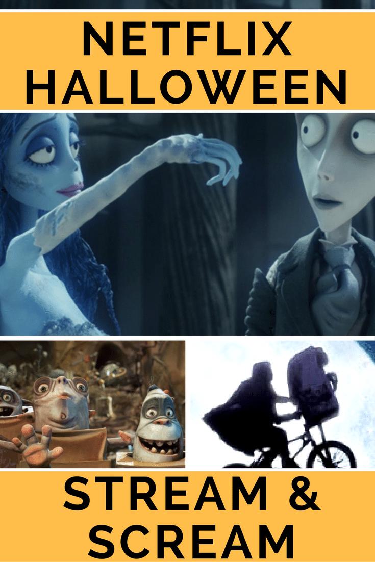 netflix halloween shows