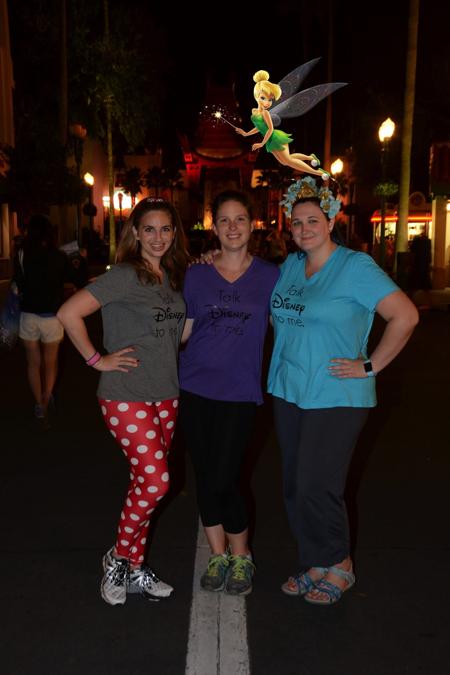 Closing down Hollywood Studios VIP tour