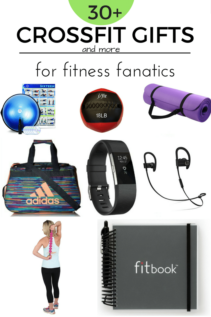 Crossfit gifts and more for Fitness Fanatics 2