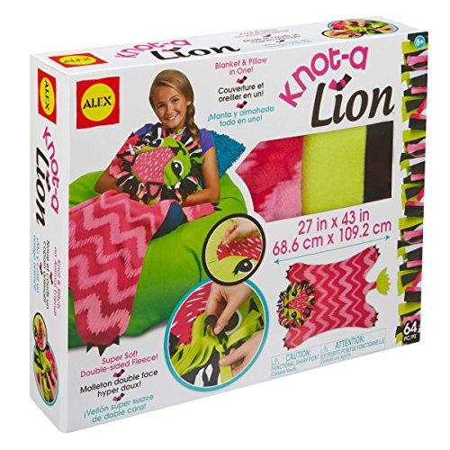 Knot a lion craft kit