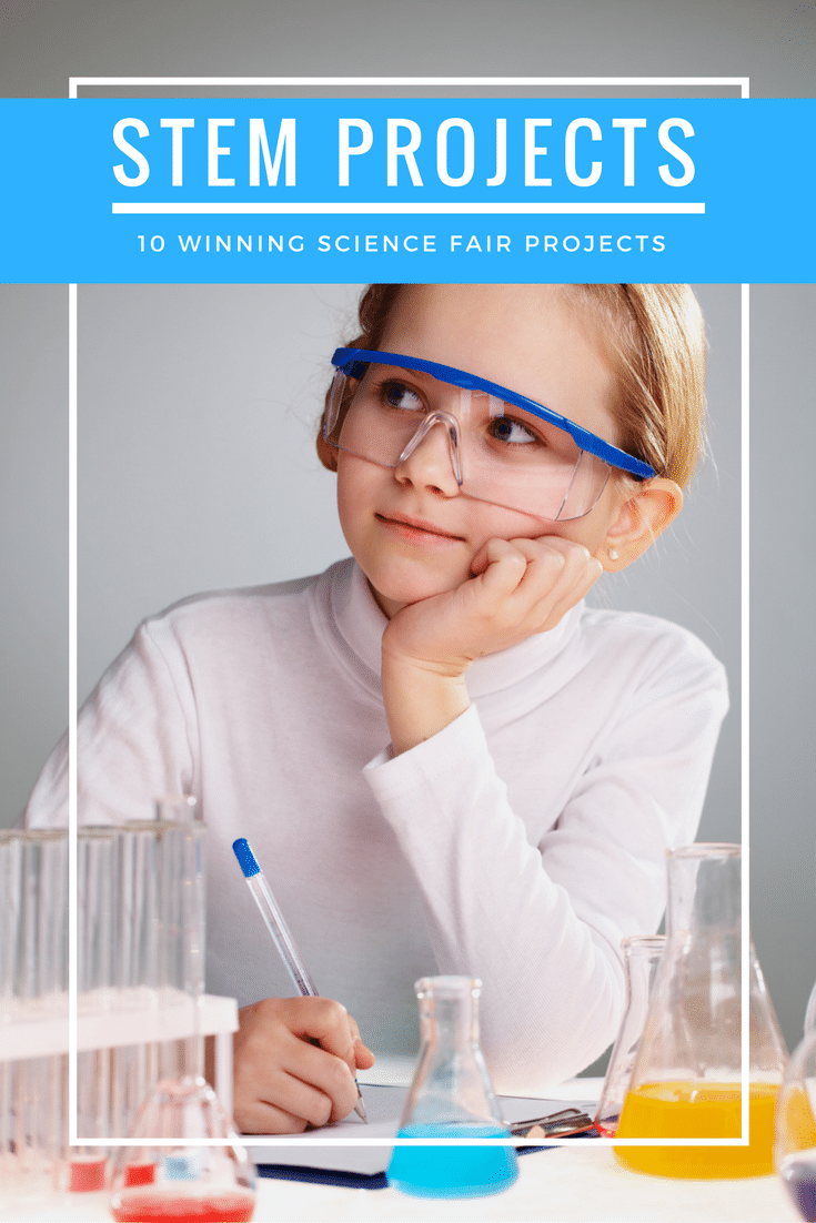 STEM Projects: 10 winning science fair projects