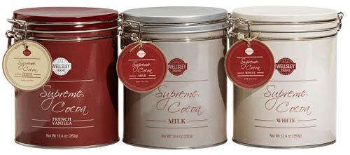 Wellsley Farms Cocoa Gift Set